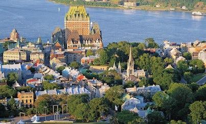 Ver la ciudad,Excursión a Cataratas de Montmorency,Tour por Montreal,Excursión a Quebec