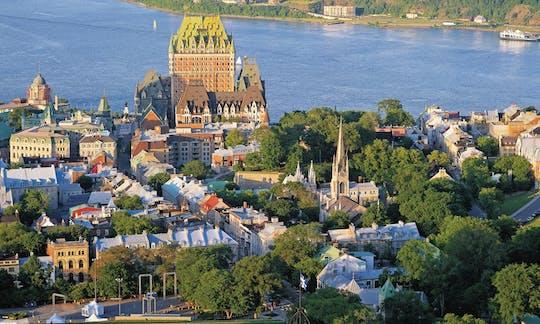 Circuit d'une journée à Québec et à la chute Montmorency