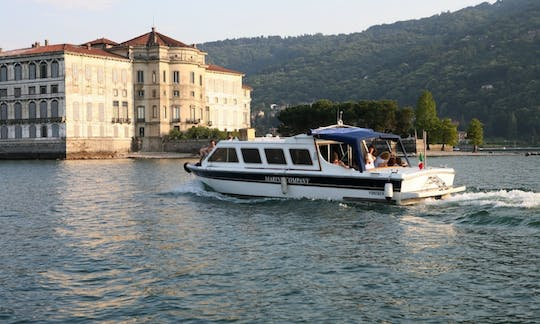 Navigation Service from Stresa to Isola Bella
