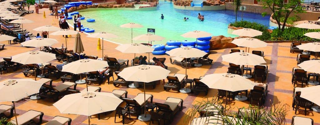 Viaje de natación del Mar Muerto con almuerzo desde Amman