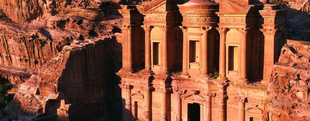 Ganztägige Führung durch Petra
