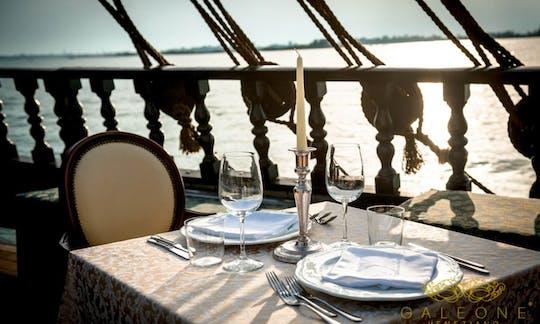 Galleon Dinner Cruise in Venice