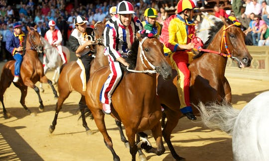 Palio of Siena day trip
