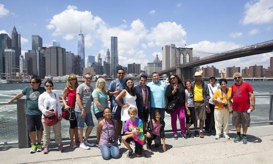 Visite du pont de Brooklyn et du quartier DUMBO