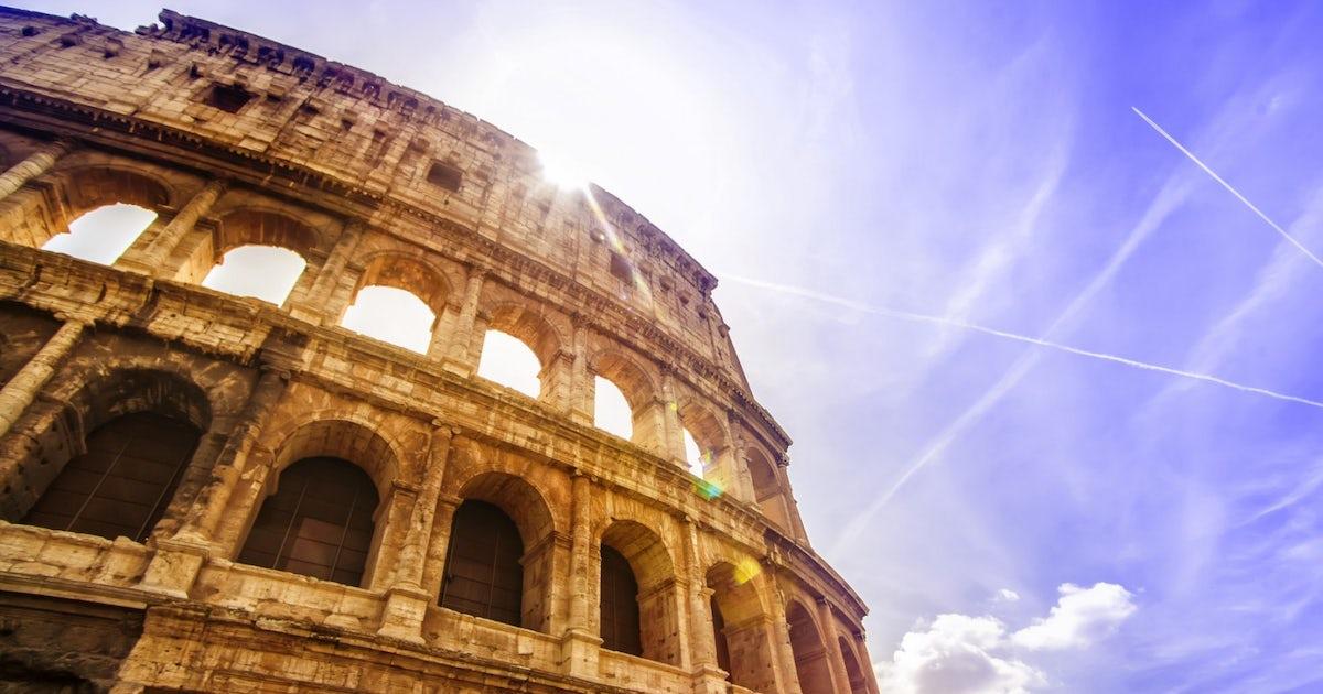 Rome Guided Tour Colosseum Forum