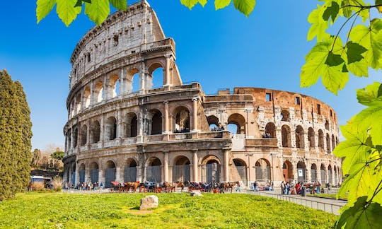 Tickets for the Colosseum, Roman Forum and Palatine Hill