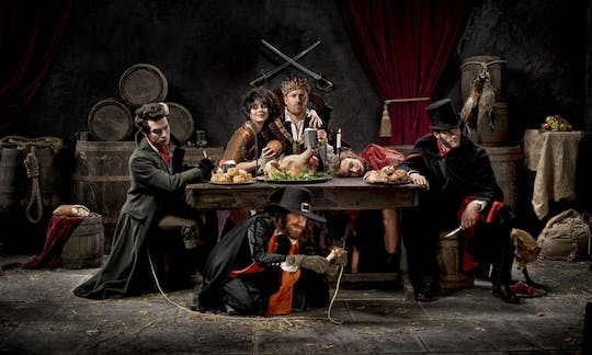 Bilhetes para o London Dungeon