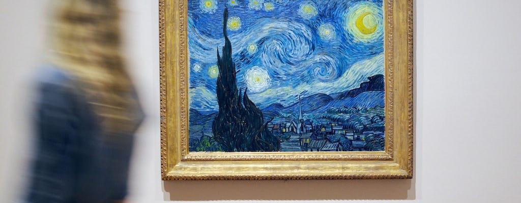 Biglietti salta fila per Museum of Modern Art di New York (MoMA)