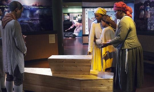 New York City Slavery and Underground Railroad Tour