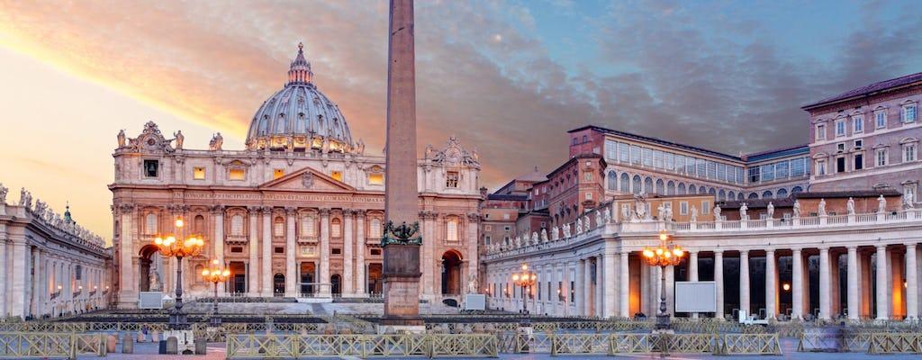 Tour salta fila dei Musei Vaticani e della Basilica di San Pietro