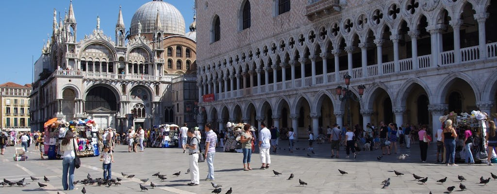 Venice with High-Speed Train and 4-Star Hotel from Florence