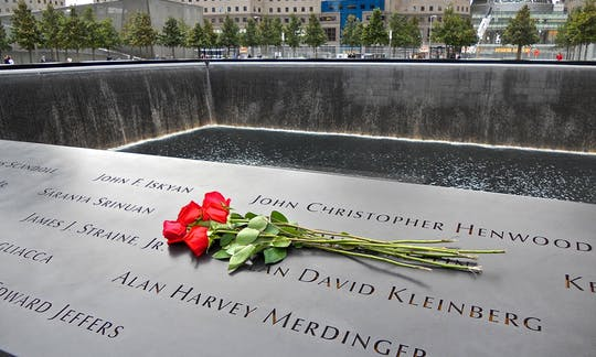 Ground Zero guided tour with priority entrance 9-11 Museum tickets