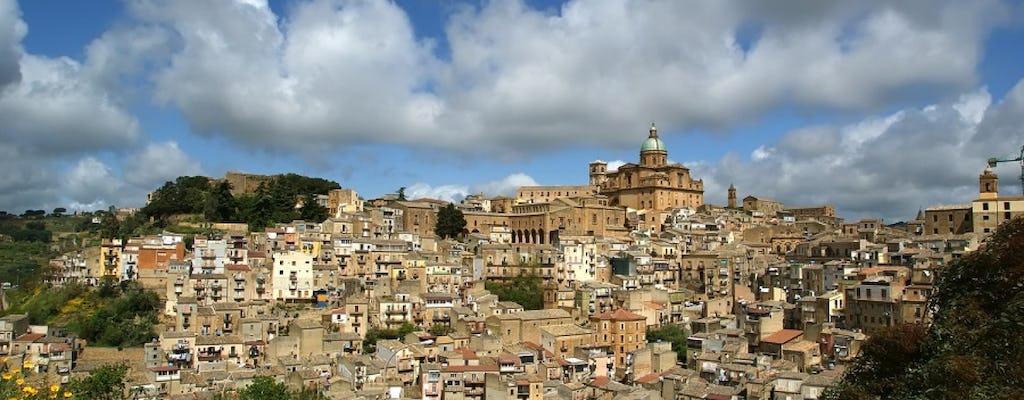 Visita guiada a Agrigento con entrada al Monasterio de Santo Spirito y al campanario de la Catedral