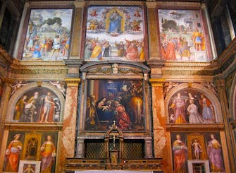 Hidden gems of Milan guided visit with Last Supper tickets