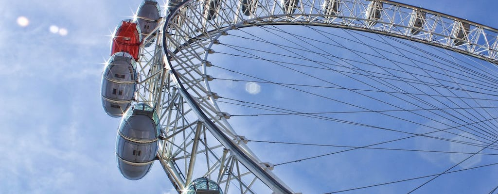 Billets pour le London Eye