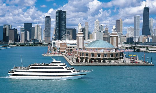 Spirit of Chicago lunch and brunch cruise
