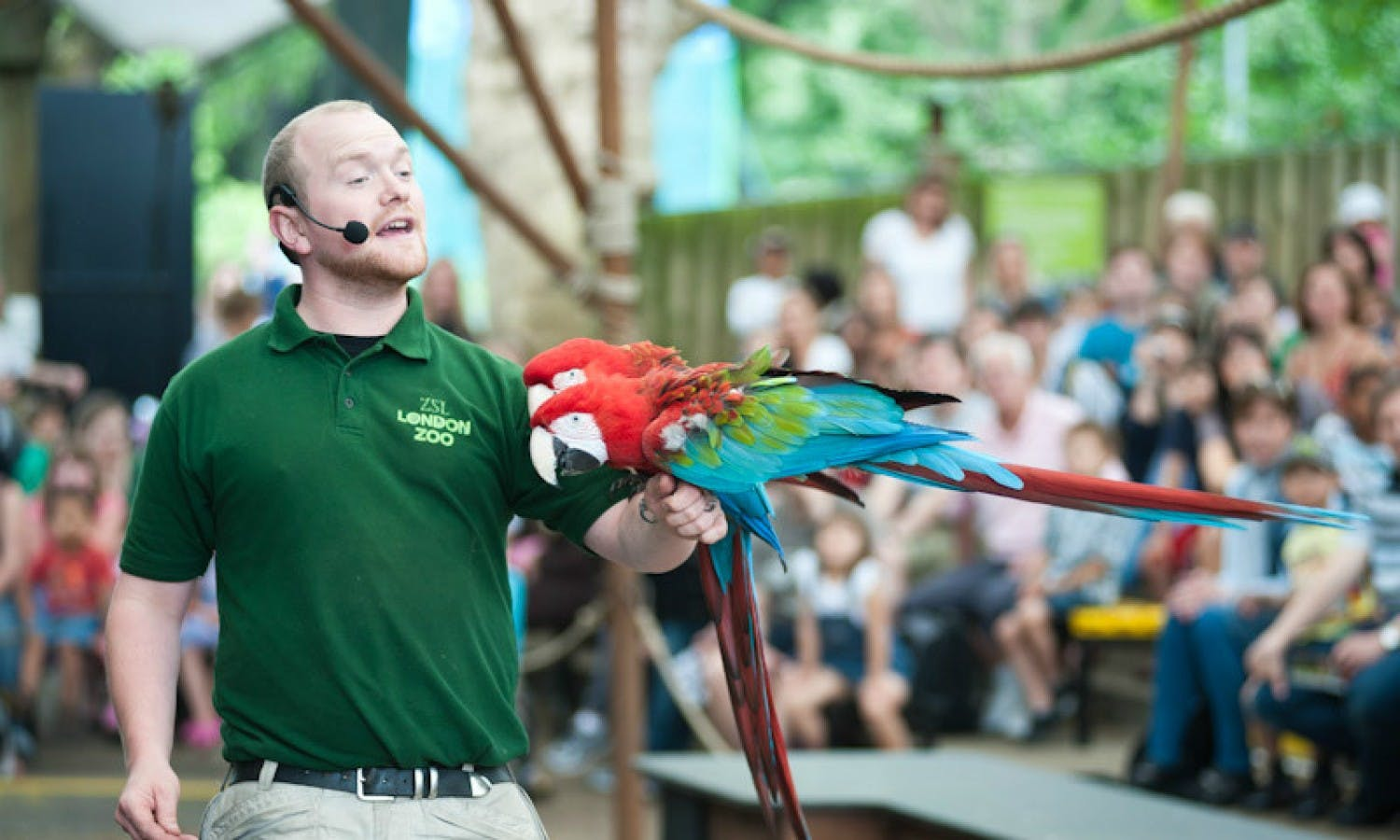 ZSL London Zoo tickets with skip-the-line option