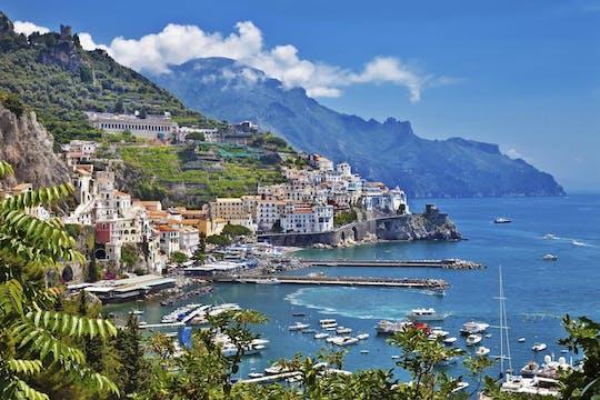 Costa de Amalfi e Positano viagem de um dia de Roma no trem de alta velocidade