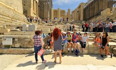 Ver la ciudad,Tours andando,Acrópolis,Con tour por Atenas