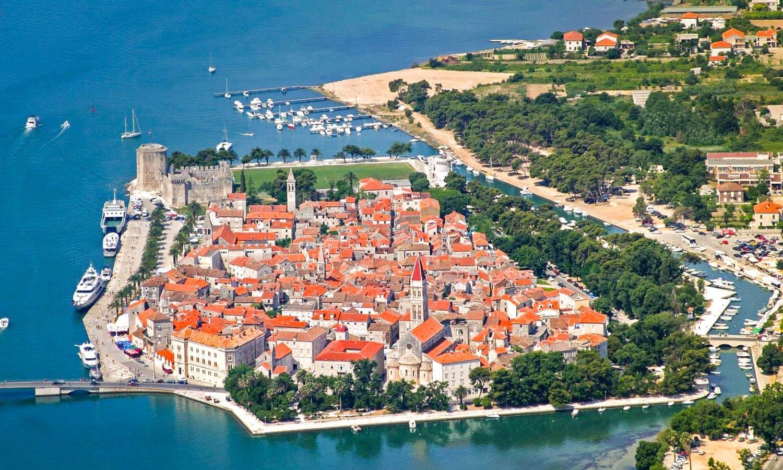 Salir de la ciudad,Excursiones de un día,Tour por Split