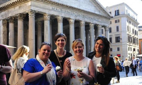 Espresso and gelato tour of Rome