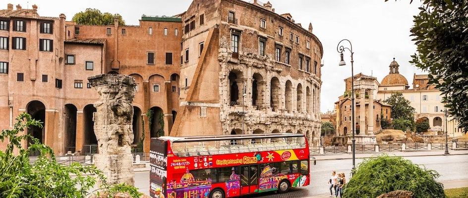 Visite De Rome En Bus Hop On Off