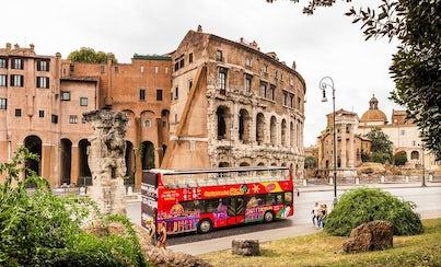 Ver la ciudad,City tours,Visitas en autobús,Bus tours,Bus turístico
