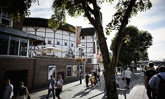 Shakespeare's Globe guided tour