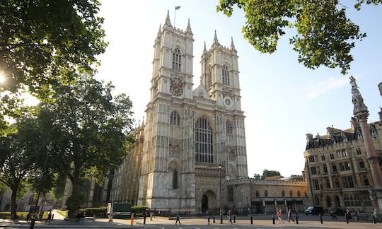 Westminster Abbey tickets met audiogids