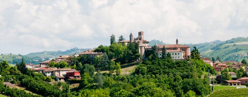 Visita privada y cata de vino Barbaresco en unas bodegas biodinámicas del Piamonte