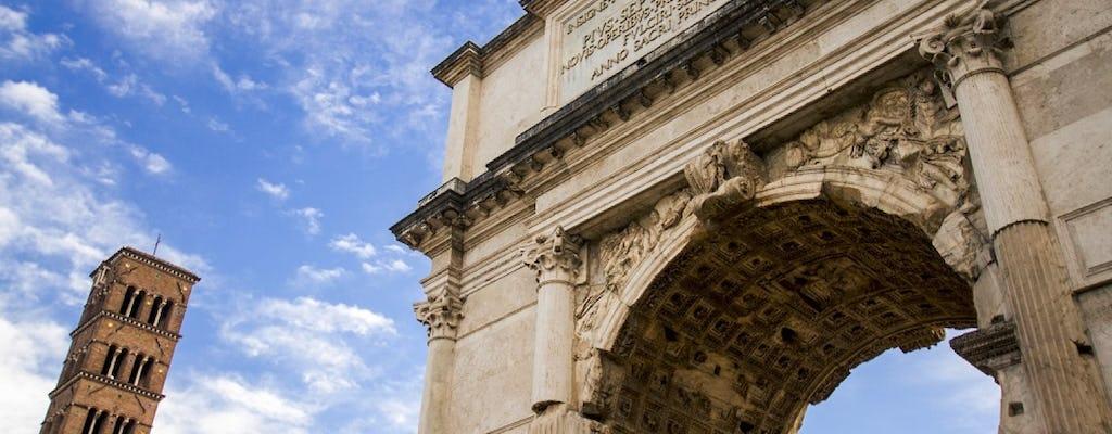 Весь Рим за 1 день: билеты со входом без очереди в Колизей, Римский форум, Пантеон и музеи Ватикана с трансфером
