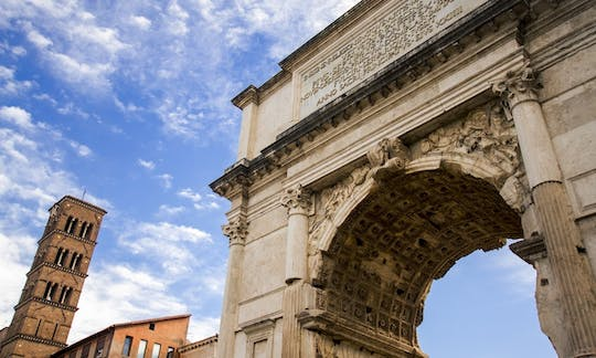 Full day tour of Rome with Pantheon, Colosseum and the Vatican