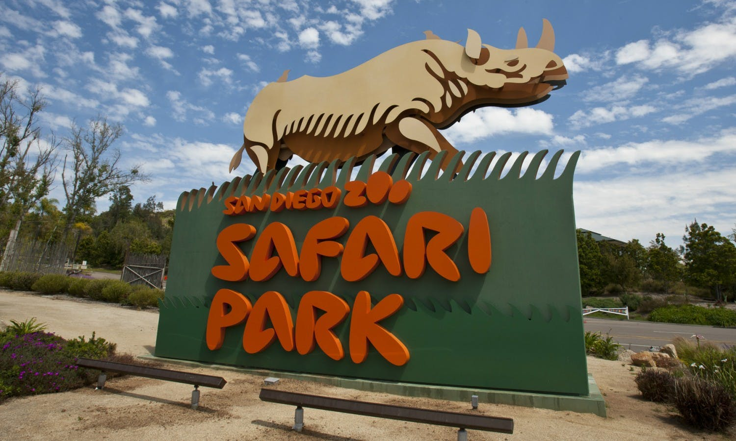 San Diego Zoo Safari Park 1-day pass tickets