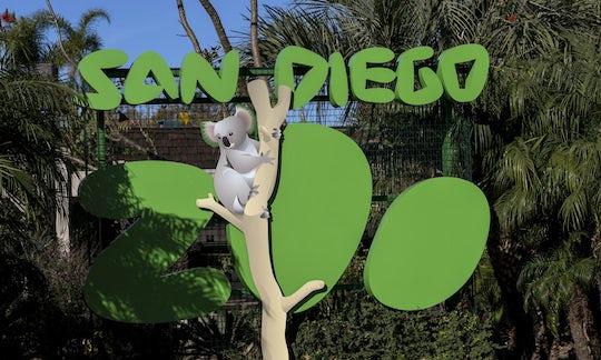 San Diego Zoo 1-day pass