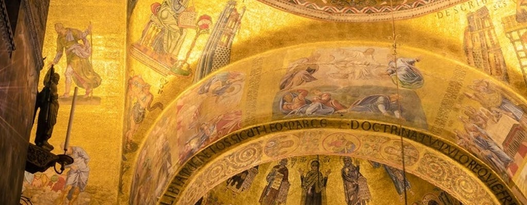 Alone in St. Mark's Basilica: after hours tour