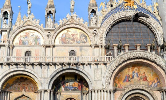 Doge's Palace and St. Mark's Basilica with skip the line access