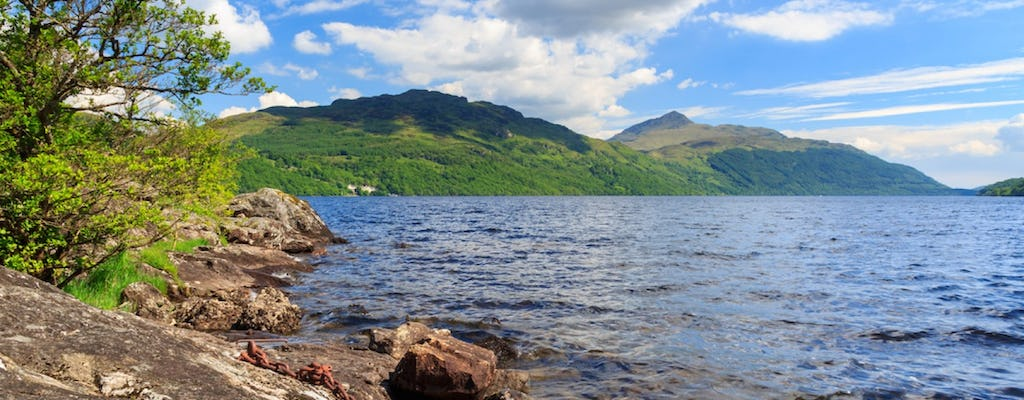 Loch Lomond, the Trossachs and Stirling Castle day trip from Edinburgh
