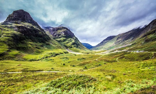 Loch Ness, Glencoe and the Highlands tour from Edinburgh
