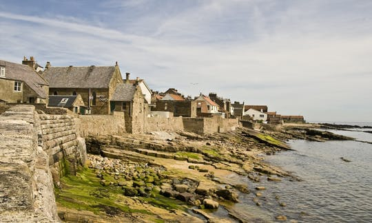 St Andrews and the fishing villages of Fife tour from Edinburgh