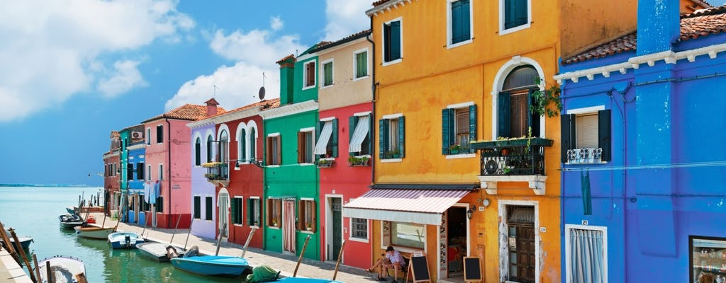 Excursion to the Islands of Murano, Burano, and Torcello