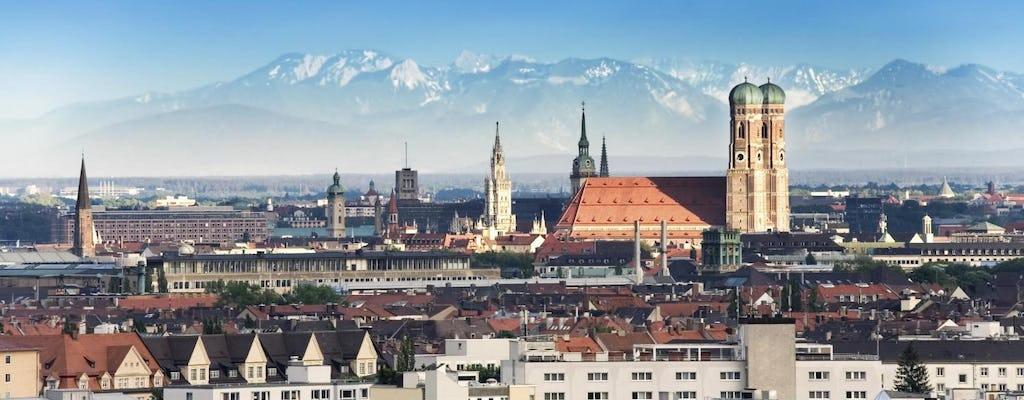 Recorrido de 24 horas en los autobuses turísticos de Múnich