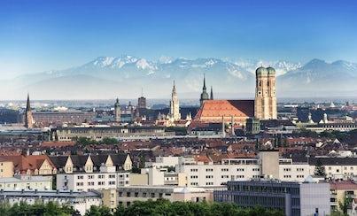 Ver la ciudad,Visitas en autobús,Bus Turístico por Múnich