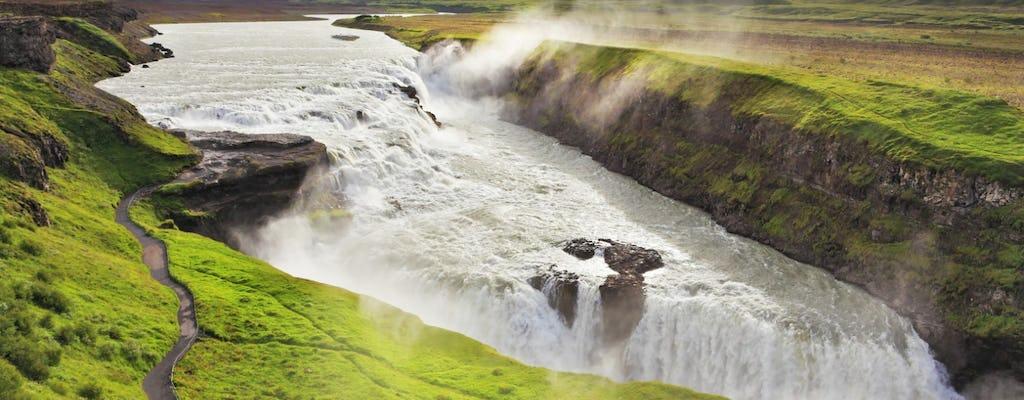 Tour classico del Golden Circle da Reykjavik