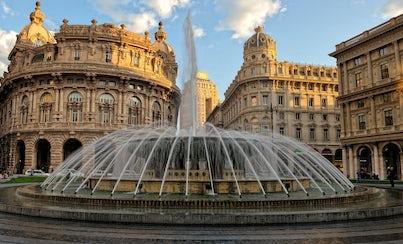 Ver la ciudad,Tours andando,Tour por Génova