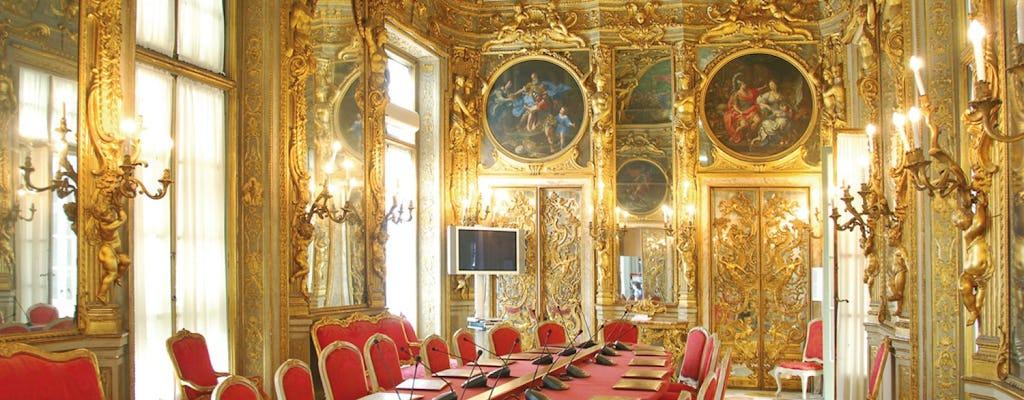 Visita guiada de los aristocráticos Palacios Rolli en Génova