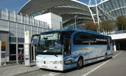 Traslados y servicios,Traslados desde el aeropuerto