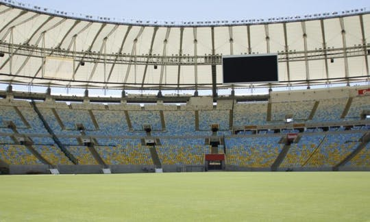Maracana Stadium Behind the Scenes Tour