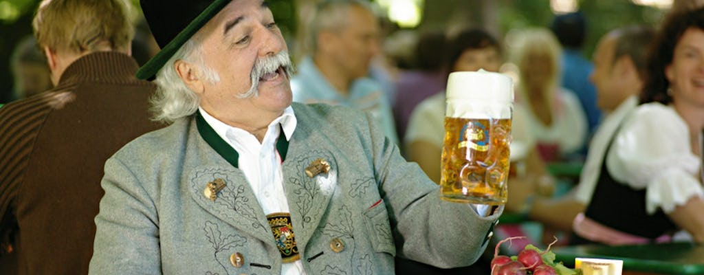 Munich and its Beer: Behind-the-Scenes Guided Visit