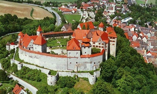 Romantic Road and Rothenburg: Day Trip from Munich