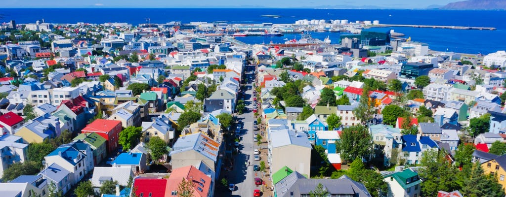 Sightseeing tour of Reykjavík